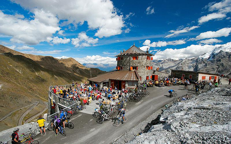 Bike tour Stelvio Pass- Stelviobike